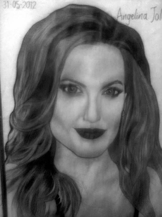 Angelina Jolie by Citizen Navarro