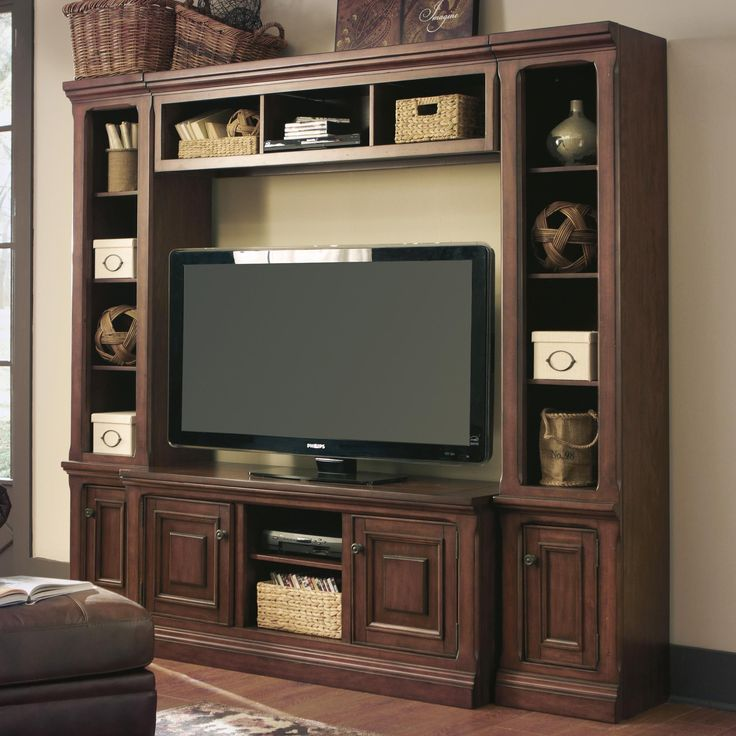 8 Best Entertainment Centers Images On Pinterest