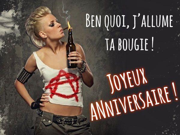 bon anniversaire rock n roll