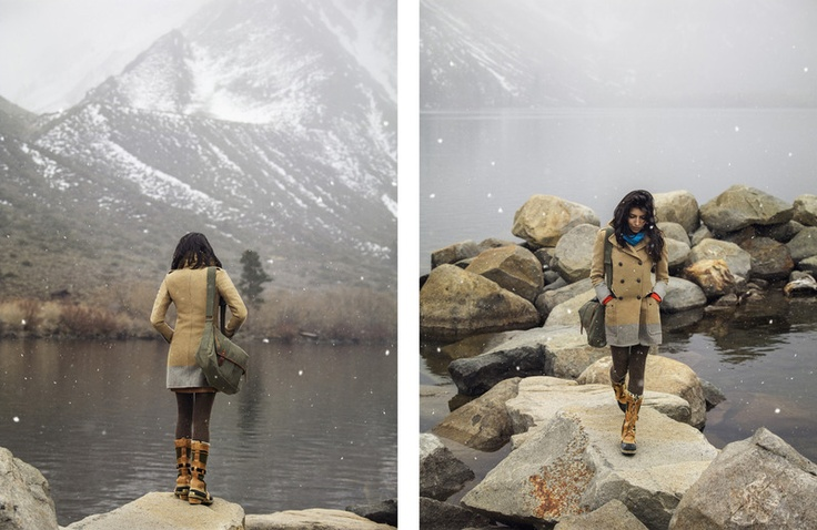 Leila Janah For Sorel