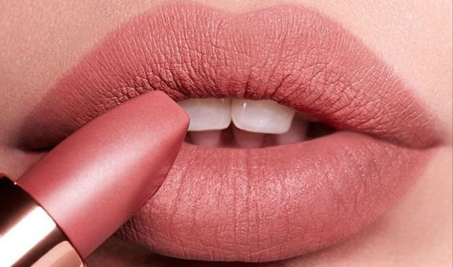 Charlotte Tilbury's new Pillow Talk Lipstick is the most beautiful thing we've ever seen