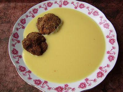 Csilla konyhája, mert enni jó!: Sárgaborsó főzelék