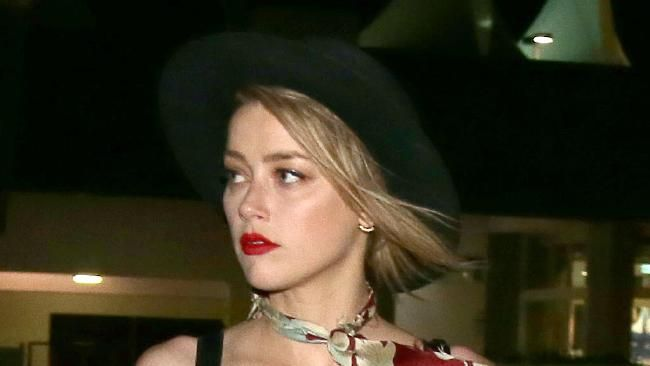 Amber Heard celebrates wrap of Aquaman on the Gold Coast - NEWS.com.au #757Live