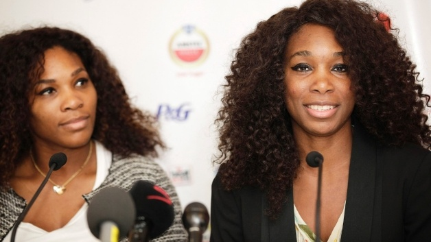 Williams Sisters Visit Nigeria to Empower African Women   The tennis stars will give tennis lessons to children, discuss empowerment with girls, attend a fundraising dinner, and play a match against each other.