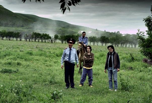 """#festivalcinedelima """"The owners"""" (2014). Director: Adilkhan Yerzhanov. Duración: 93 min. País: Kazajstan"""