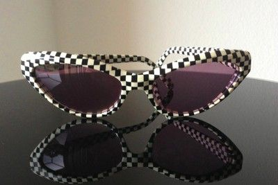 Alain Mikli Vintage '80's Sunglasses Hand Made in France Cat Eyes | eBay