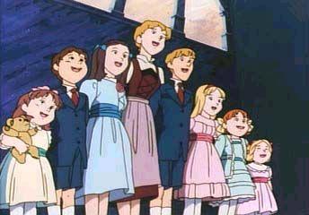 Trapp Ikka Monogatari トラップ一家物語 1991