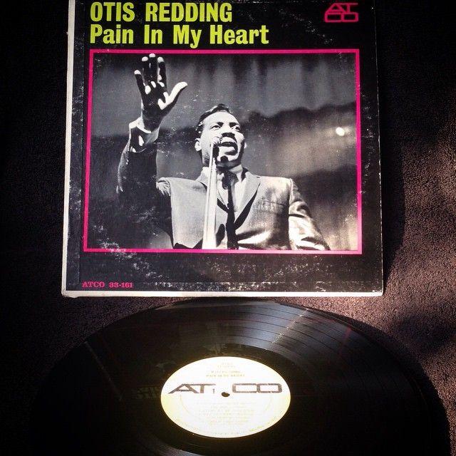 Otis Redding - Pain In My Heart1964, CANADA, ATCO 33-161 CEste es el álbum debut de Otis Redding, contiene singles de los años '62 y '63Edición original de 1964, Prensado en Canadá, Sonido Monofónico.