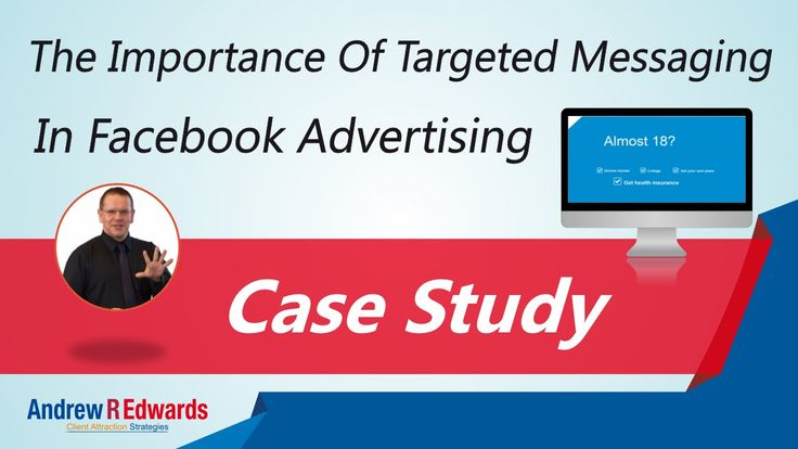Importance of Targeted Messaging in Facebook Advertising (Case Study)