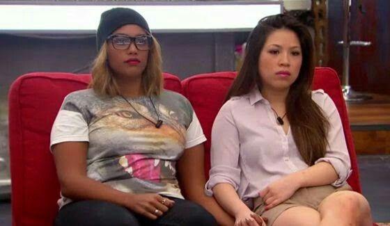 BBCAN3 - Brittnee & Sindy on the block