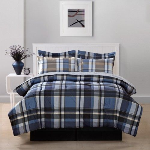 OXFORD 7pc Bed in a Bag (Queen)