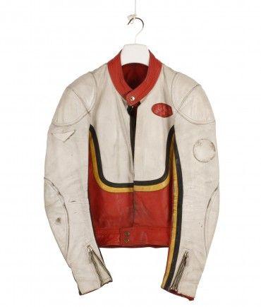 #vintageRace #leatherracejacket 70s