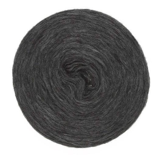 Plötulopi 9103 - dark grey heather - available at alafoss.is #yarn #knitting #wool #icelandic