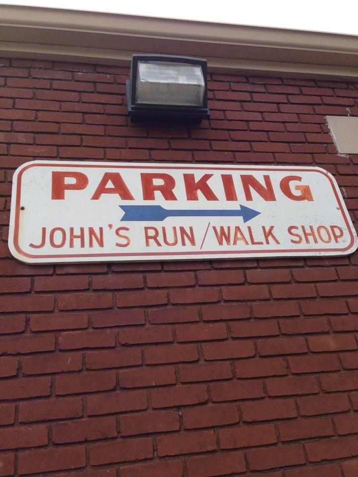 John's Run/Walk Shop in Lexington, KY