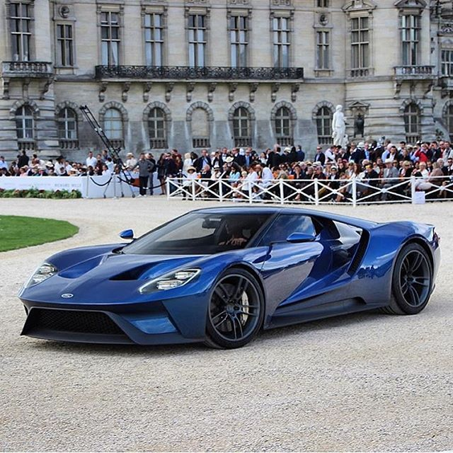 Ford GT 2017 #RePin by AT Social Media Marketing - Pinterest Marketing Specialists ATSocialMedia.co.uk