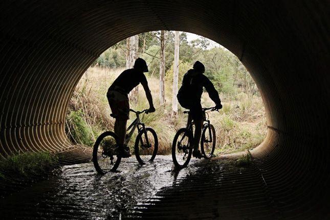 Mountain Biking Trails at Ingeli Forest Lodge.