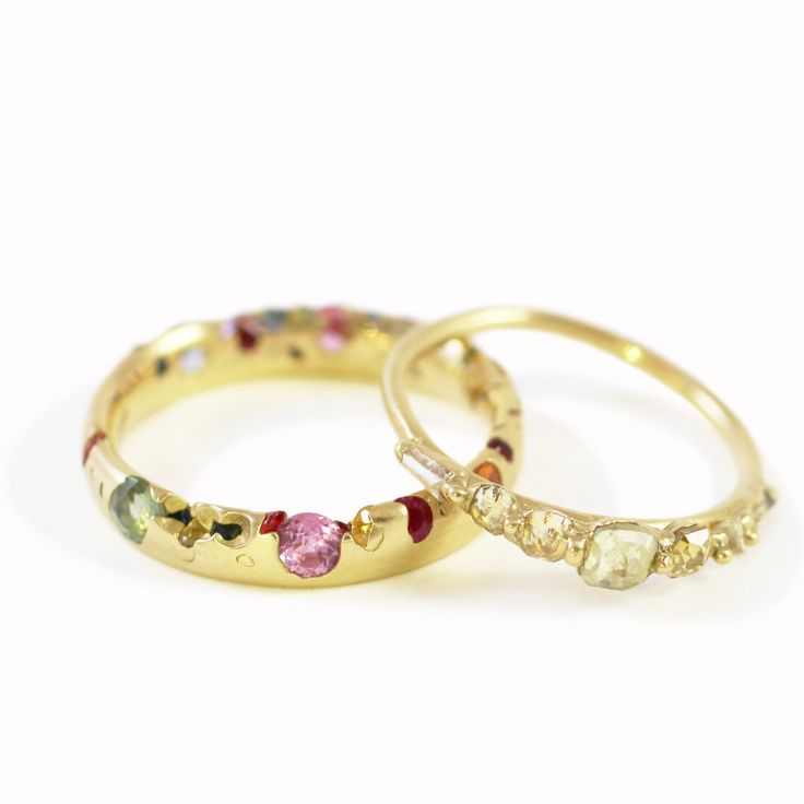 1000 Images About Indie Wedding Rings On Pinterest