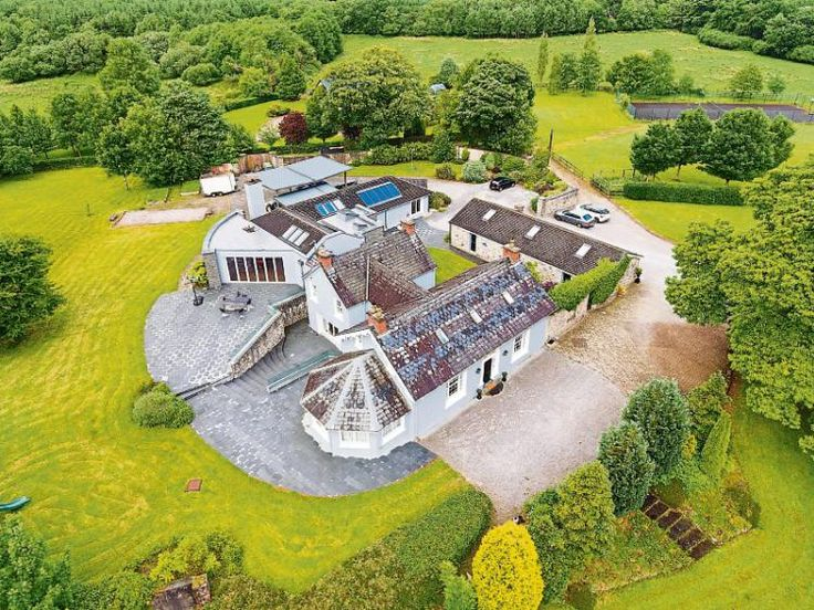 Pat Shortt's Castleconnell mansion reduced by €450k, and half its €2.7m boom price