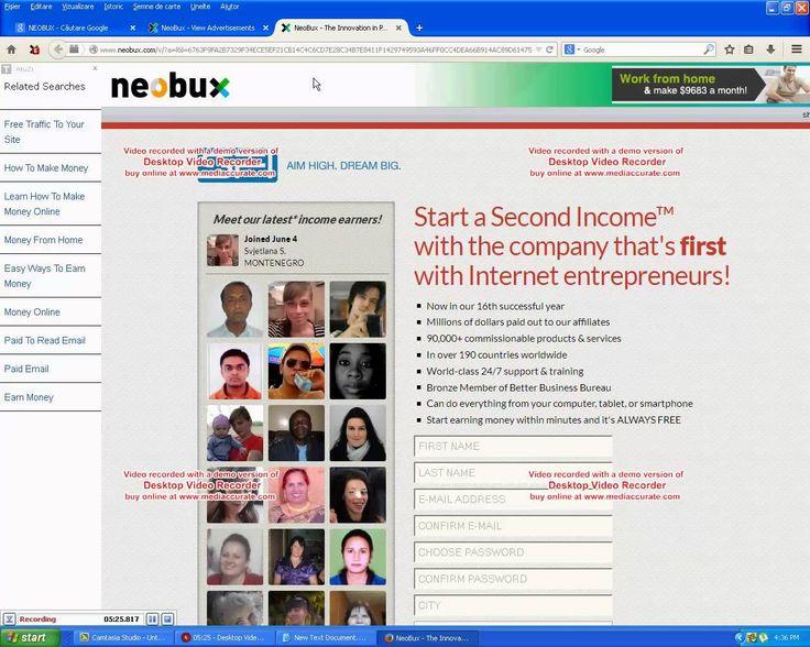 Cea mai tare afacere  online NEOBUX!!