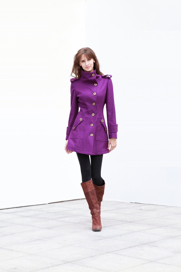 76 best Cute Coats images on Pinterest   Women's coats, Trench ...