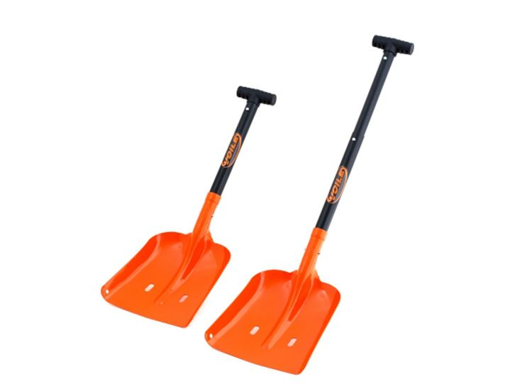 Voile T6 avalanche shovel is the Professional's Choice.