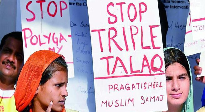 New Delhi: The Supreme Court on Friday said that triple talaq is the 'worst and most undesirable form' of dissolution of marriage among Muslims. Senior lawyer Ram Jethmalani also called triple talaq 'abhorrent', saying it does not give women equal right to divorce. Appearing for Forum for...