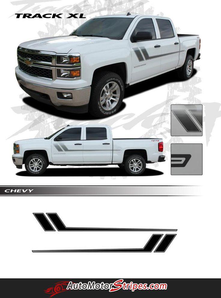 Best Chevy Silverado Ideas On Pinterest Chevrolet - Chevy decals for trucksmore decalchevrolet silverado rally edition unveiled