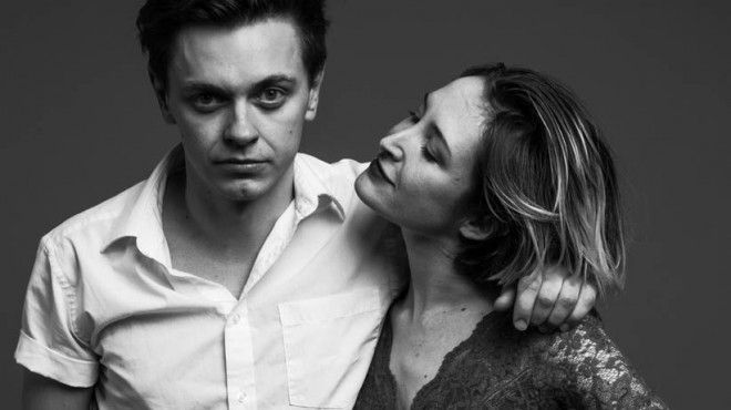The chemistry between Peter Dreimanis and Leah Fay helped propel July Talk to their win for Alternative Album of the Year. Photograph by Norman Wong/NMC