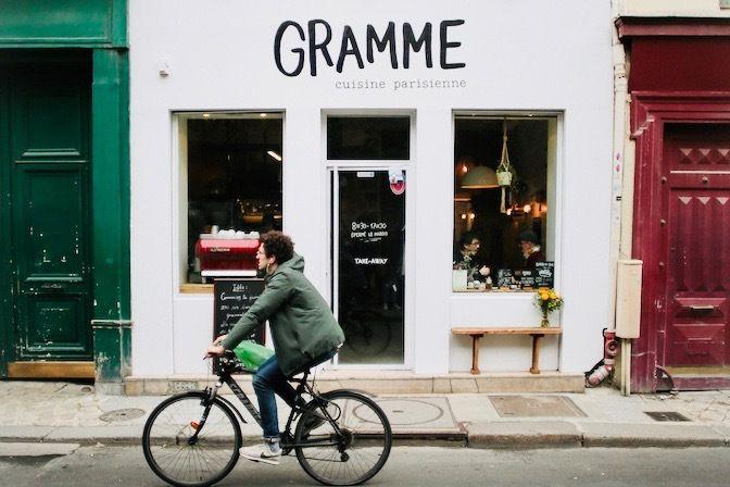 Restaurant Gramme In Paris Avec Images Restaurant Paris Rue