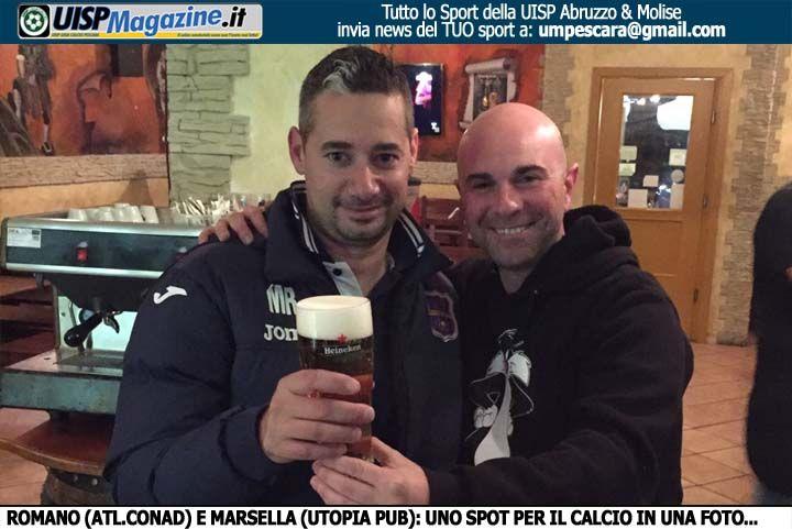 06G SERIE B | Atl.Conad vince il derby, il Pinna si salva, 3-3 a Cepagatti