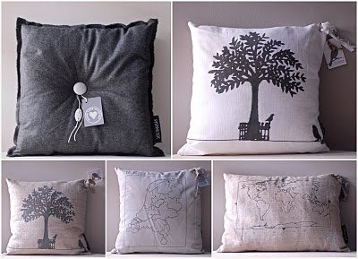 Nice scatter cushions