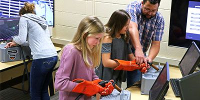 Welding Training Technology Sparks Skill Development and Cost Savings at Iowa High School
