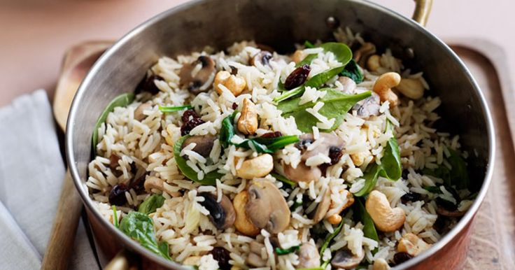 A great vegetarian dinner the family will love.