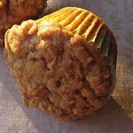Recette Muffins santé à l'érable