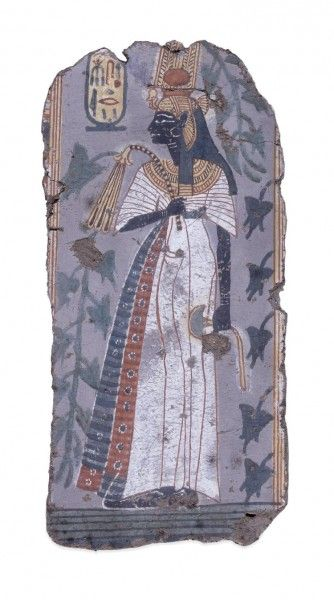 Ahmose-Nefertari (Illustration) - Ancient History Encyclopedia