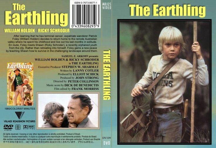 The Earthling DVD William Holden Ricky Schroder