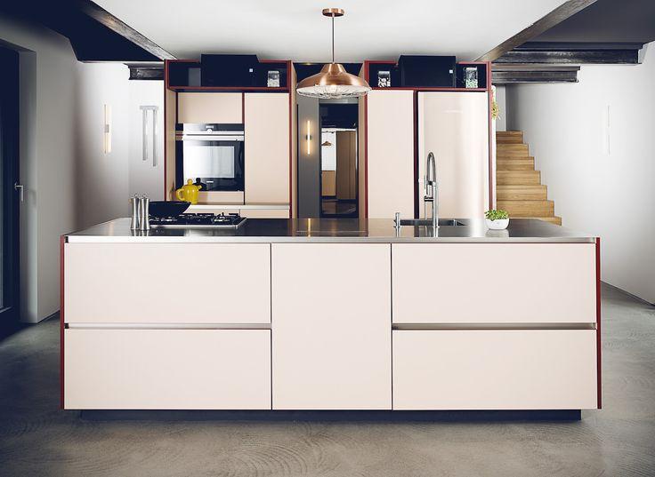 Küche konzeption christianspeier umsetzung hysenbergh herzstück modern