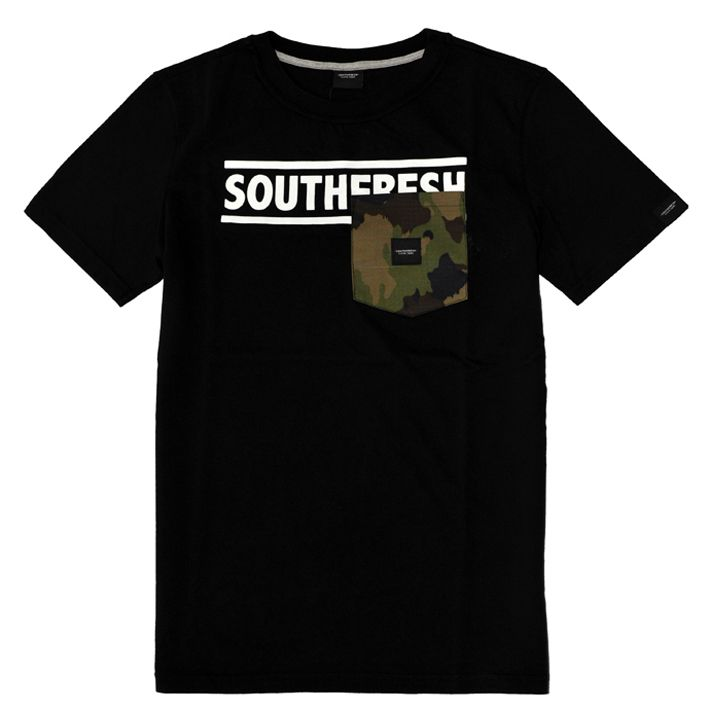 Camo Pokcet Logo tee  http://www.southfresh.it/?p=products&id=102