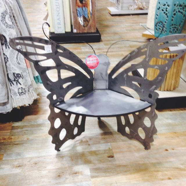 17 Best Butterfly Bench Images On Pinterest Benches Butterfly And Chairs