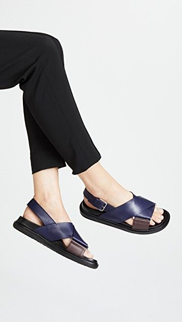 Marni Fussbett Sandals Marni Sandals Summer Shoes Shoe Inspiration