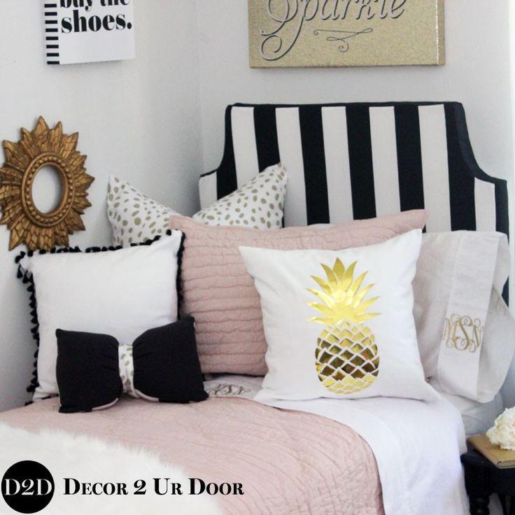 Best 25+ Dorm Bedding Sets Ideas On Pinterest | College Bedding Sets, Dorm  Room Beds And Girl Dorm Rooms Part 18