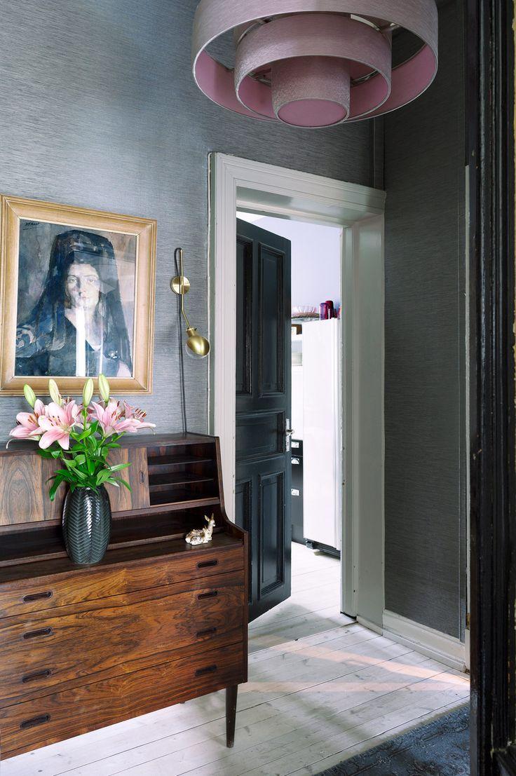 Olika nyanser av blått i alla rum – harmoniskt och vackert – Sköna hem