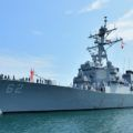 US warship calls at Subic bay as joint military exercises confirmed #philippines #news http://ift.tt/1CijO2m