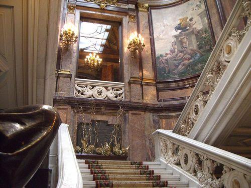 Palacio de Liria (interior)