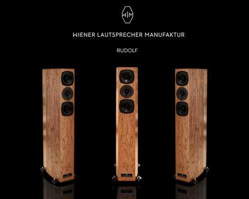 Wiener Lautsprecher Manufaktur - Rudolf auf der klangBilder|15 #klangbilder #lautsprecher