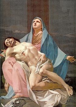 Francisco Goya, La Pieta.