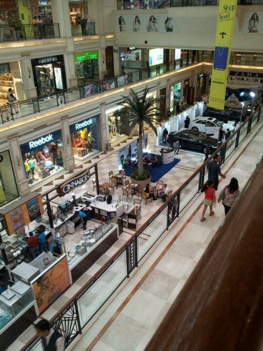 DLF Promenade - Souvenirs to bring back? No problem. every thing you can imagine can be found here #NewDelhi