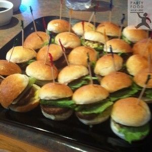 Tasty Finger Food Catering for 70-100 Guests - Party Food Melbourne