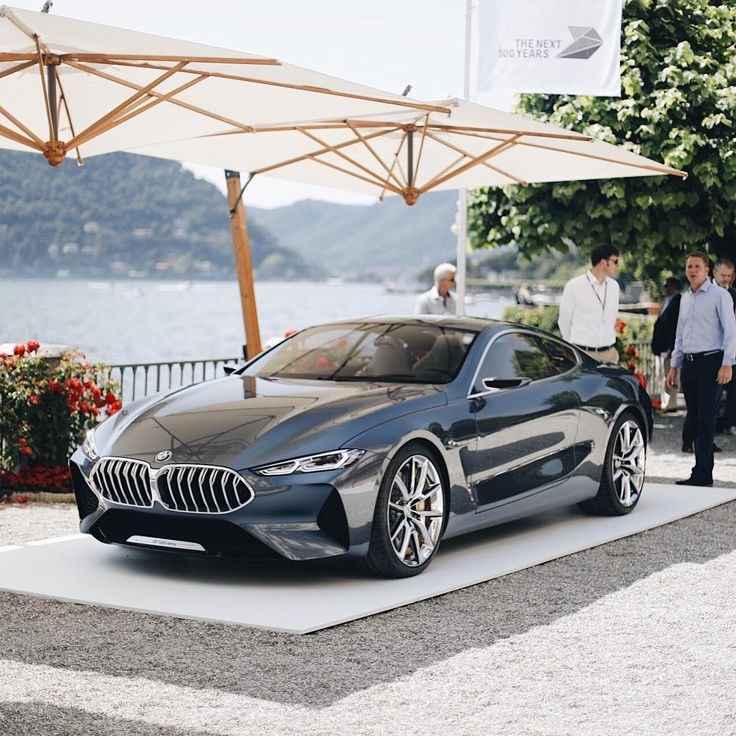 "Gefällt 53 Mal, 4 Kommentare - Stephan Bauer (@stephan_bauer) auf Instagram: ""Unveil of the new @BMW 8 series concept @ Villa d'Este. What do you guys think?"""