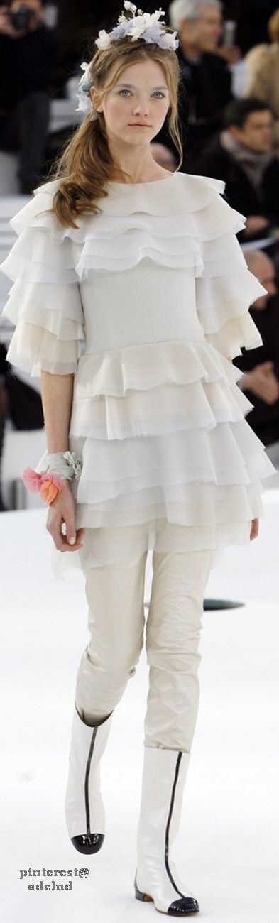 Chanel Spring 2006 Couture ~ CE♥